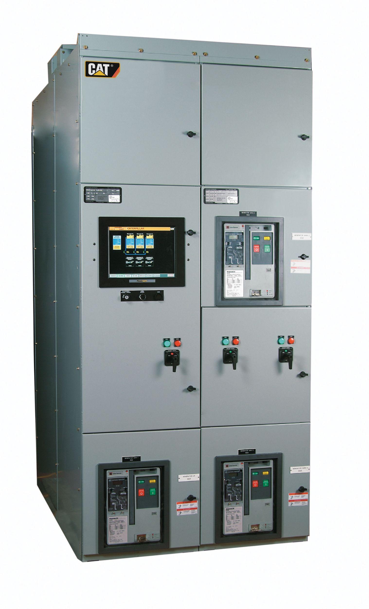 Cat EGP Switchgear