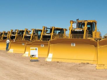Cat Financial Used Equipment