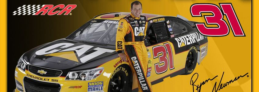 NASCAR (Ryan Newman – Nr. 31)