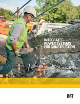 Integrated Power Systems for Construction