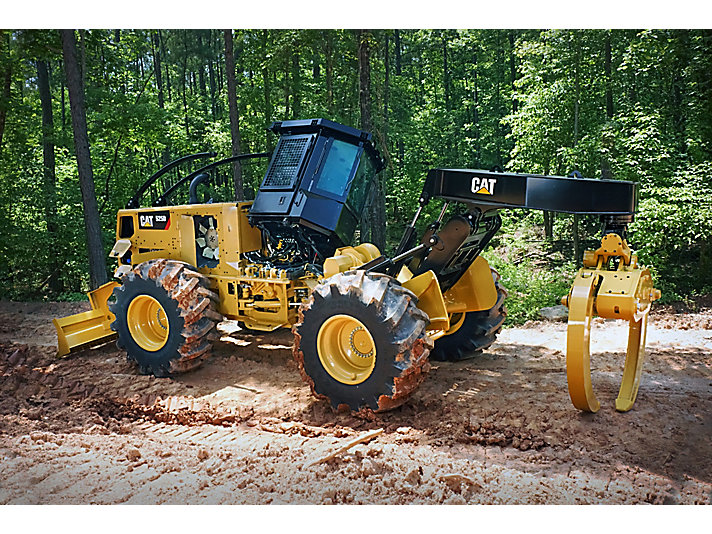 D Series Wheel Skidders