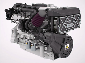 Cat® C18 ACERT™ Tier 3 Propulsion Engine