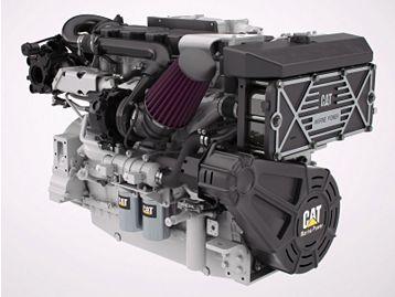 C18 ACERT Tier 3 Recreatio… - High Performance Propulsion and Maneuvering Solutions