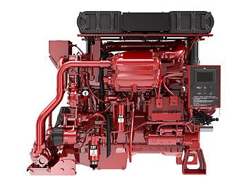 Diesel Fire Pumps - Highly & Lesser Regulated