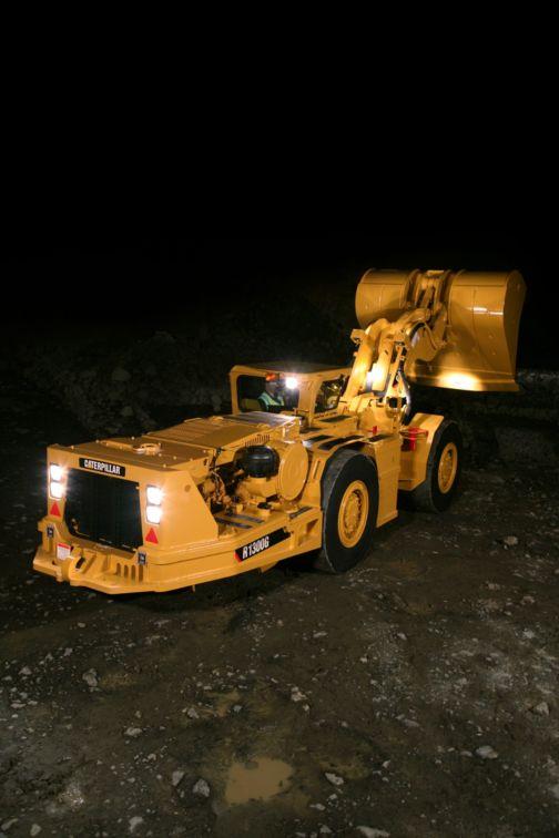 R1300G - Underground Mining Load-Haul-Dump (LHD) Loaders