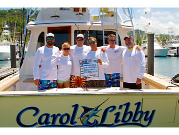 The Crew of the Carol Libby