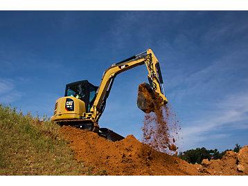 Cat® Excavators