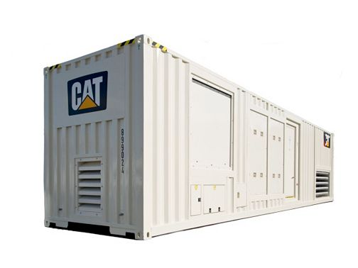 XQ1475G - Natural Gas - Mobile Generator Sets