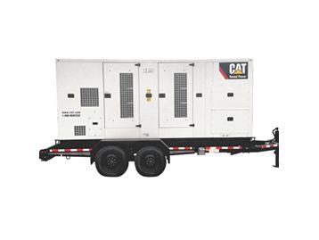 XQ425 - Diesel - Mobile Generator Sets