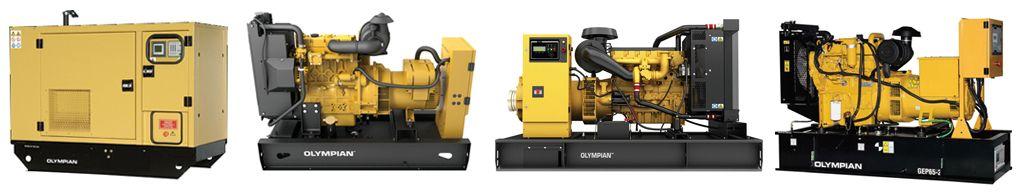 Olypian发电机组产品促销