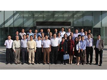 卡特彼勒与中国移动举行动力系统技术交流活动