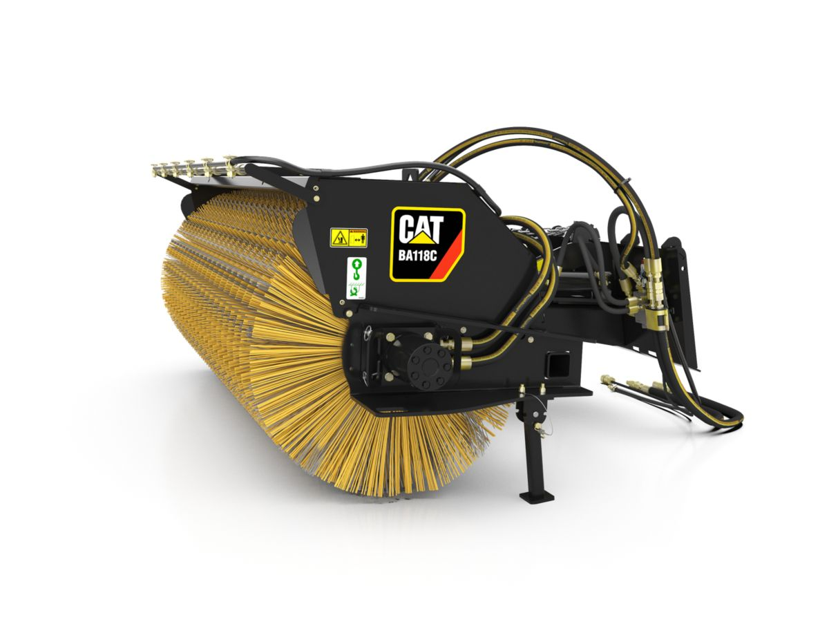 New CaterpillarBrooms