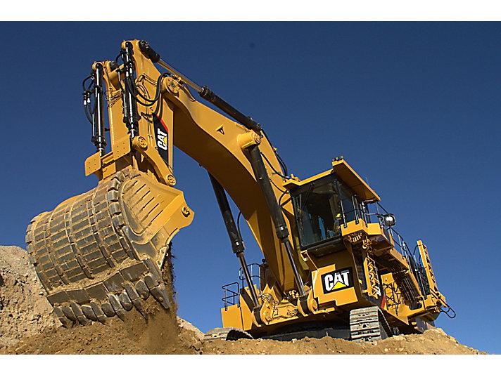 Pala hidráulica para minería 6020B