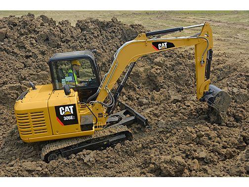 306E2 - Mini Excavators
