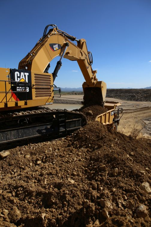 10.4m (13.6)yd Coal - Coal Bucket