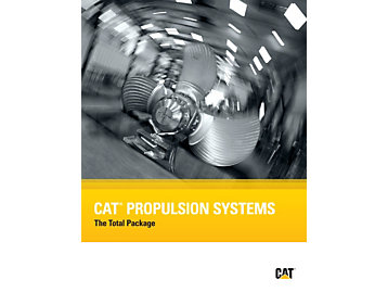 Cat Propulsion Systems: The Total Package