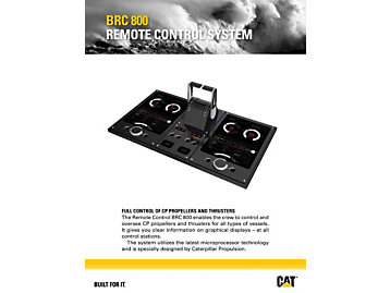 نظام التحكم عن بُعد BRC 800