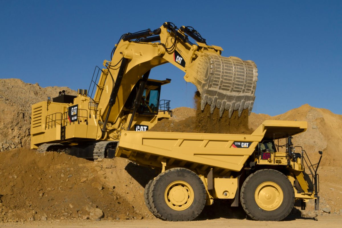 Achieve Targeted Loading/Hauling Production with Perfectly Paired Cat Hydraulic Shovels and Mining Trucks