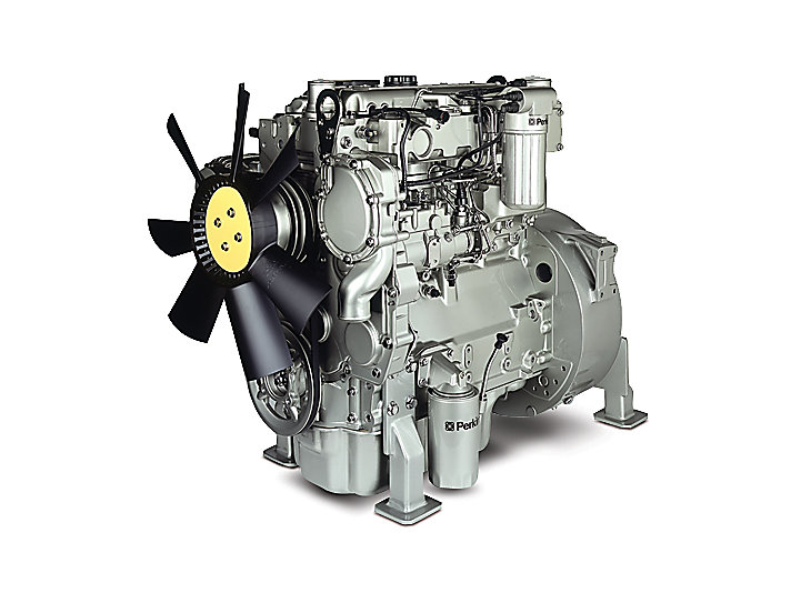 1104C-44T Industrial Diesel Engine