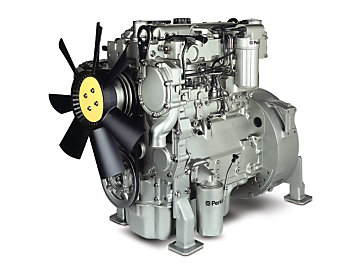 1104A-44T Industrial Diesel Engine