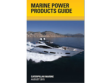 Caterpillar Marine Power Products Guide