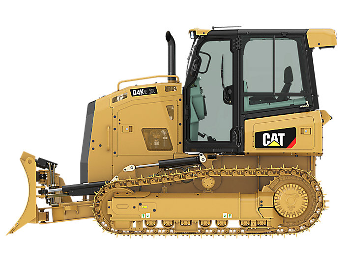 D4K2 Track-Type Tractor