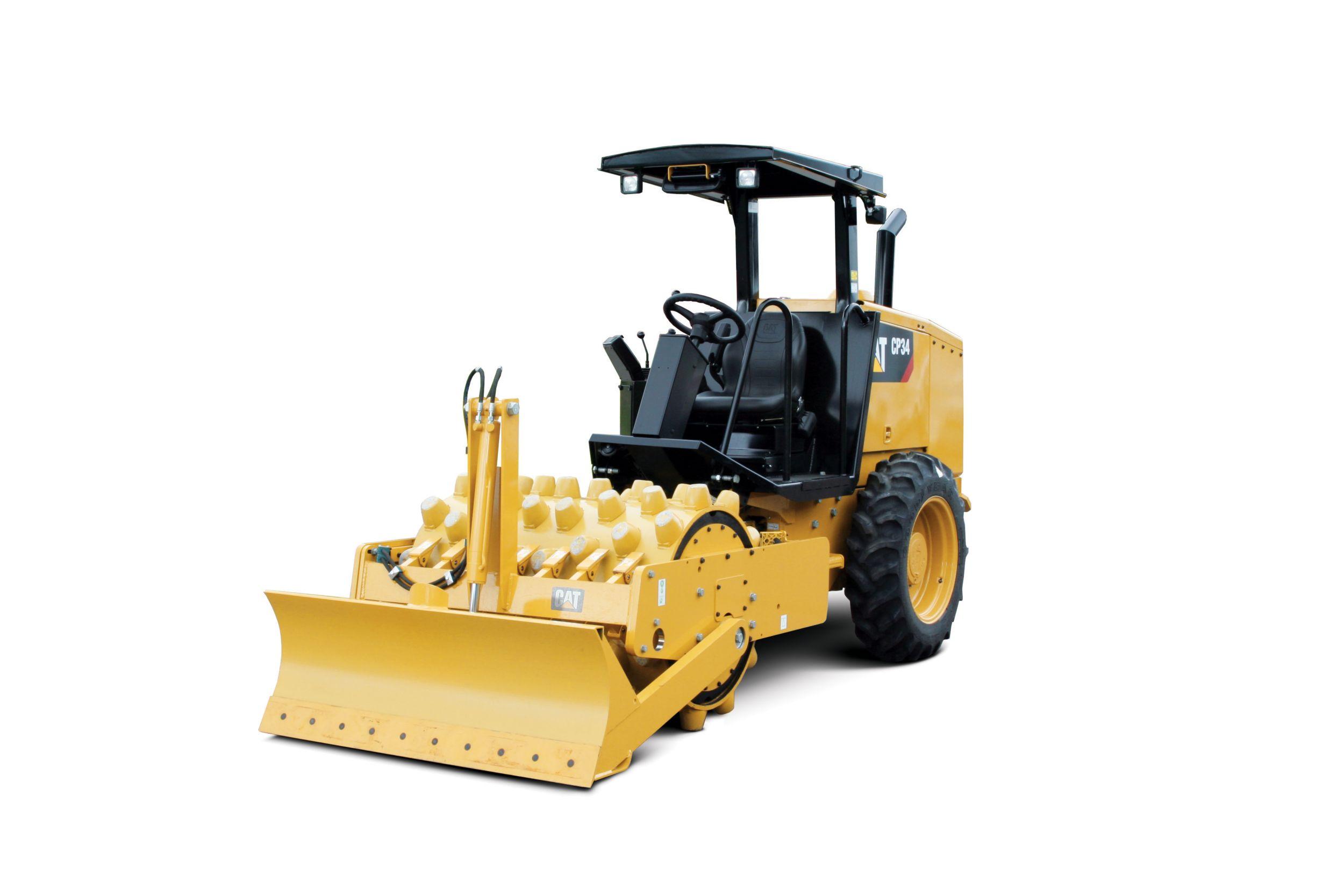 CP34 Vibratory Soil Compactor