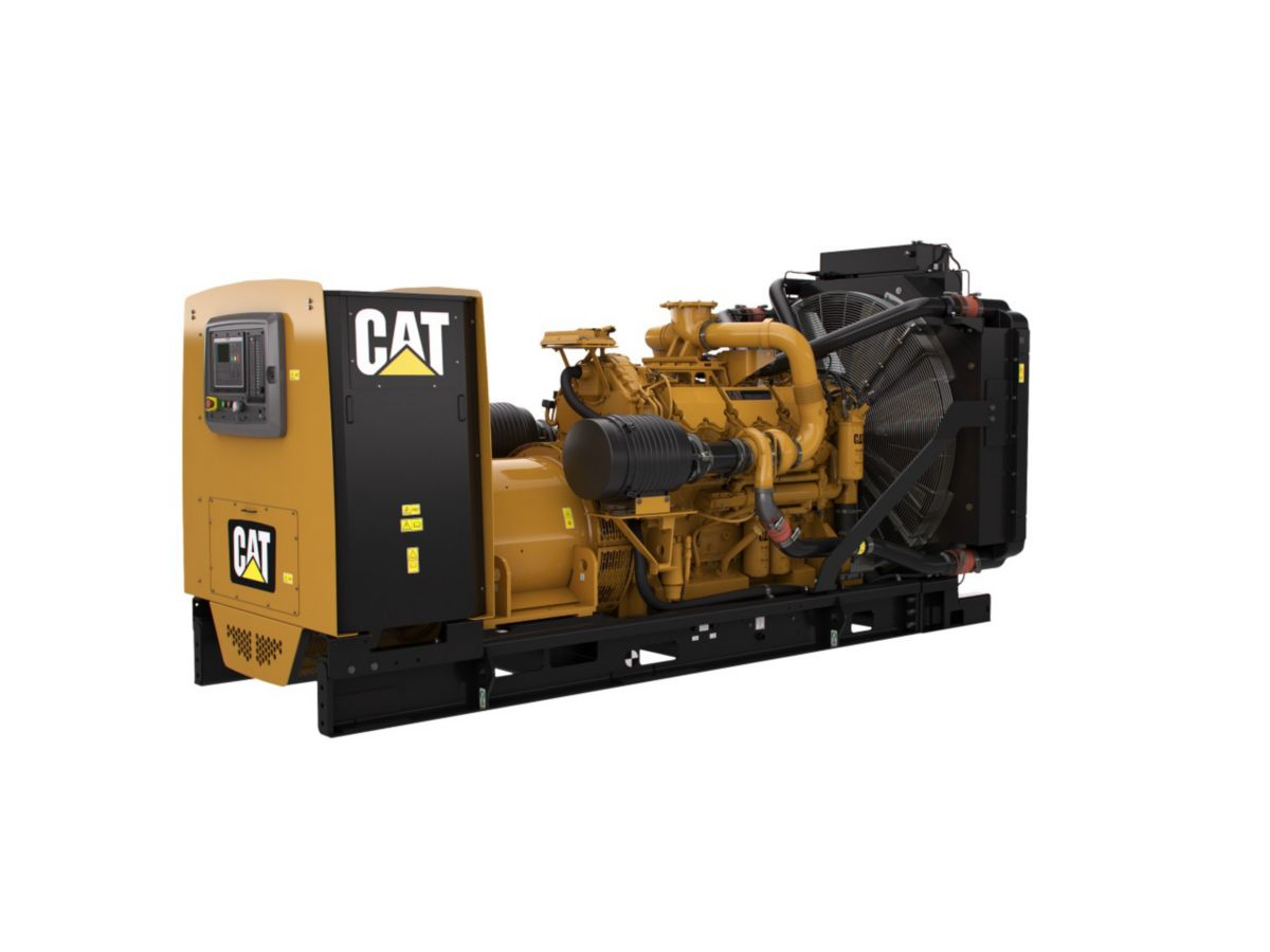 New Caterpillar 3512 (50 HZ) WITH UPGRADEABLE PACKAGE | Mustang Cat ...