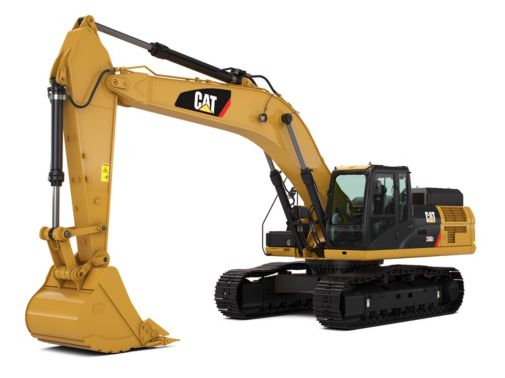 336D2/D2 L - Large Excavators