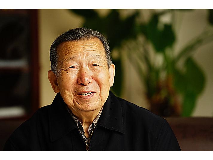 时任中国工程机械工业协会会长 杨红旗