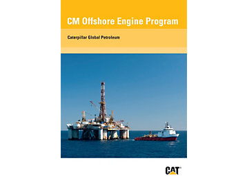 Program Engine Lepas Pantai CM