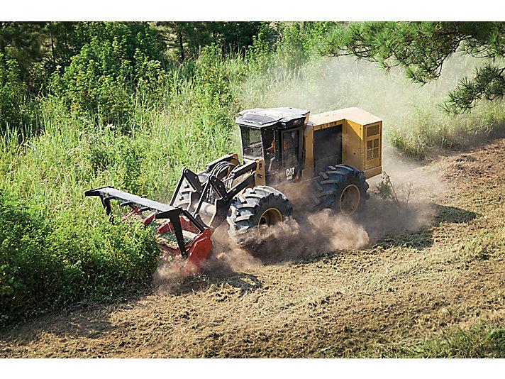 586C Site Prep Tractor