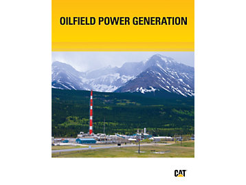 Oilfield Power Generation