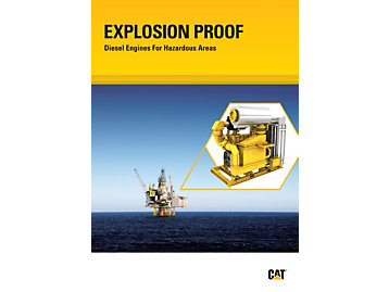 Explosion Proof - Diesel Engines For Hazardous Areas