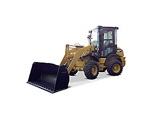 903C Compact Wheel Loader