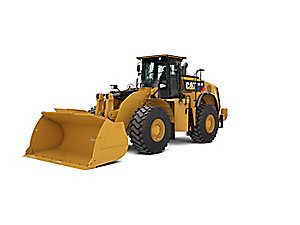 980K Medium Wheel Loader