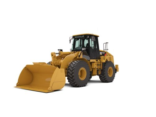 950H - Medium Wheel Loaders