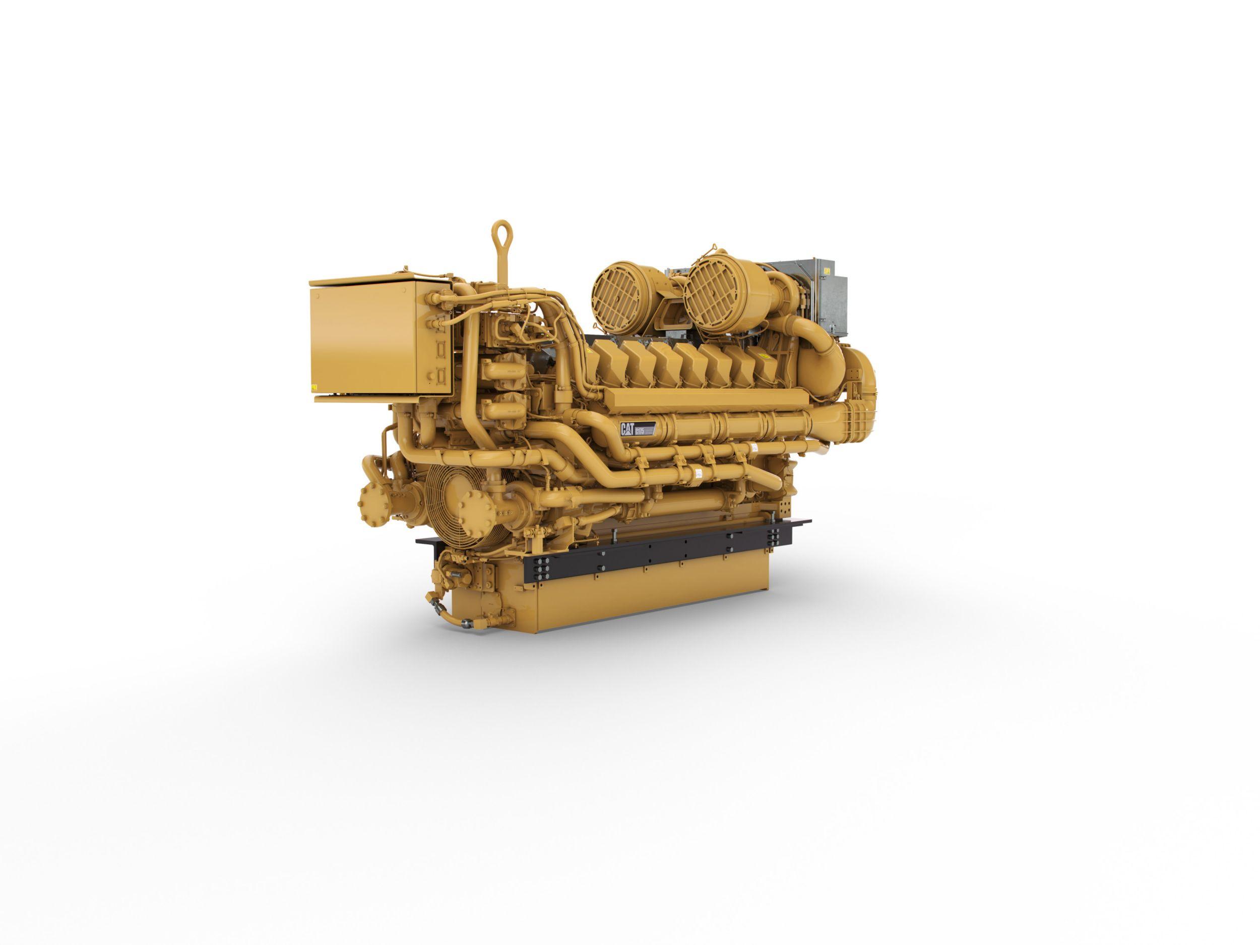 C176-16 Marine Propulsion Engine