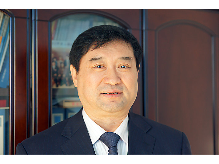 中国工程机械工业协会副会长、秘书长 苏子孟