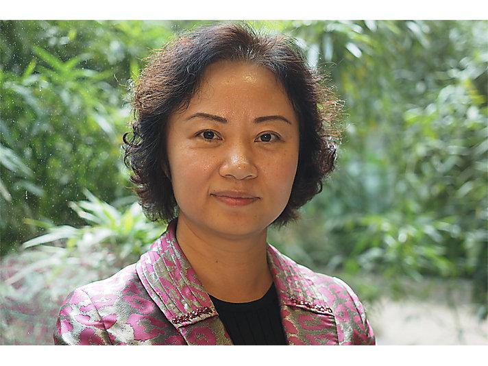 天津管委会招商局局长 于梅