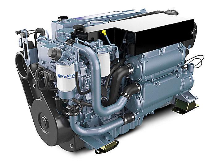 M216C Marine Diesel Engine
