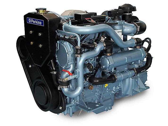 M92B Marine Diesel Engine