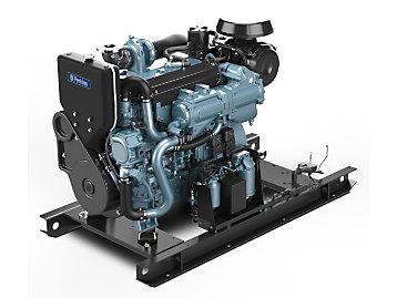 E70-TAG Marine Diesel Engine