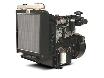 1104C-44 Industrial Open Power Unit