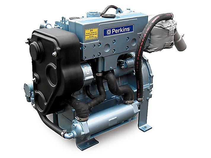 422TGM Marine Diesel Engine