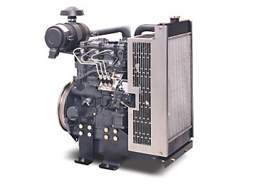 403D-15 Industrial Open Power Unit