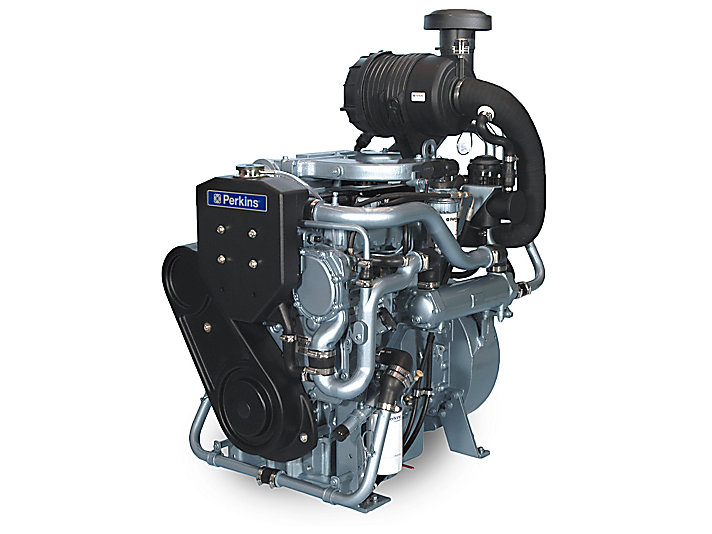 4.4TW2GM Marine Diesel Engine