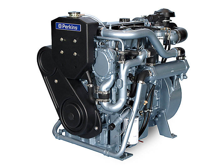 4.4GM Marine Diesel Engine