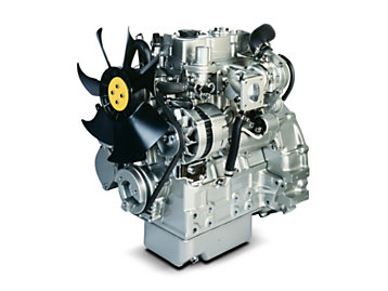 The Perkins 400 Series engine
