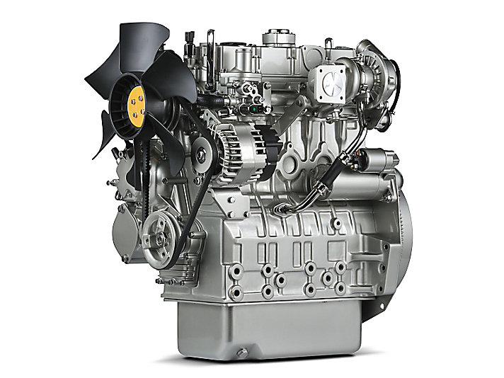 404D-22T Industrial Diesel Engine